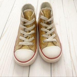 Converse Chuck Taylor All Star Sparkle-Hi(Toddler)